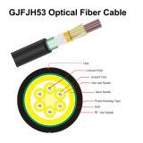 Cavo ottico corazzato d'acciaio dell'interno della fibra (GJFJH53)
