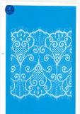 Elástica tela del cordón de la ropa / ropa / zapatos / bolso / la caja M048 (ancho: 8 cm)