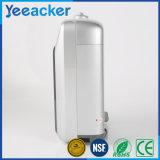 Générateur alkalin de l'eau d'hydrogène de grande pureté avec le filtre de carbone d'uF