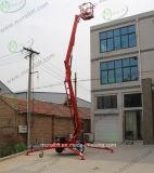 Hydraulische Gearticuleerde Lift/Towable Lift van de Boom