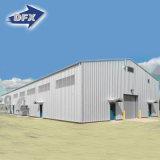 1000 metro quadrado armazéns para o aço prefabricadas