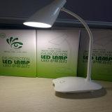 Candeeiro de mesa LED com interface USB de 2 W