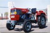 Quatre petites roues de transmission par courroie d'alimentation mini tracteur