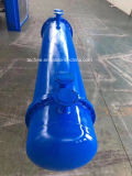 Shell et le tube échangeur de chaleur pour compresseur à air