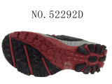 Deux couleurs de femmes de la taille des chaussures étanches