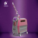 Pico tatouage de laser couleur 1064nm 532nm de dépose de la beauté de la machine Ce d'alimentation de l'ISO