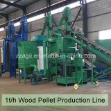1t 2t 3t fabricante profesional de la planta de combustible de biomasa pellets de madera para la venta