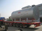 Horizontale Olie (Gas) - de In brand gestoken Thermische Stoomketel van de Verwarmer van de Olie (YY (Q) W)