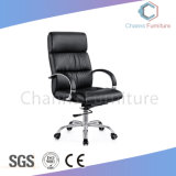 나일론 팔 (CAS-EC1856)를 가진 브라운 가죽 의자 사무실 행정상 의자