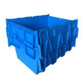 記憶のための中国のNestableスタック可能プラスチック移動ボックス