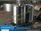 縦のミルク冷えるタンク1000liter冷却容量