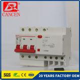 A capacidade de quebra elevada 3p+N 1p do UL TUV6ka de RoHS do Ce a 4p, bobina de cobre cheia, contato de prata, disjuntor direto da fábrica mini, personalizado é MCCB aceitável MCB