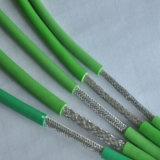 Bvr 10mm revestida de PVC o fio de eletricidade de cobre isolados