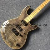 Одна часть гитары шнуров таможни 6 шеи & тела электрической басовой (GB-91)