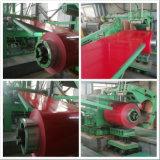 SPCC/SGCC/Dx51d PPGI bobinas y láminas de madera/PPGI patrón para la decoración Ral 3001 RAL9002 bobinas PPGI Fabricado en China