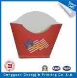 Tarjeta de papel de arte Caja de alimentos para el empaquetado de chips