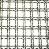En acier inoxydable serti galvanisé Wire Mesh /serti d'exploitation minière de Wire Mesh