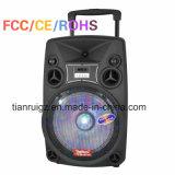 Novo! ! ! Altofalante ativo recarregável do trole de Feiyang Bluetooth ao ar livre