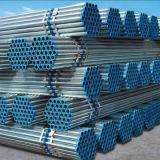 Tubo de acero galvanizado sumergido caliente (BS1387, ASTM A53)