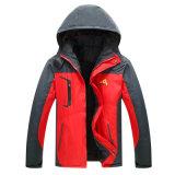 Человека зимы куртки напольных спортов Windbreaker толщиного