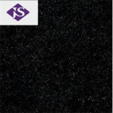 Tegels van de Plakken van het Graniet van Shanxi de Zwarte met Gouden Vlek
