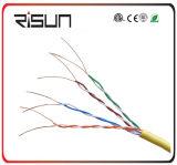 OFC UTP Cat5e de red LAN por cable RoHS, Lista ETL