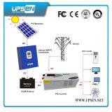 Выключение солнечной поверхности синусоидальный инвертор 1Квт-12квт с сигнализации низкого уровня заряда аккумулятора