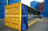 PVC Laminated Tarpaulin (1000dx1000d 850g), 반대로 UV. Truck Cover Waterproof Fabric