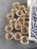 Molde fino del envase de los alimentos de preparación rápida del molde del envase de la pared