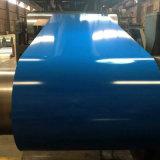 La pintura de colores RAL estándar ASTM Prepainted bobinas de acero galvanizado, de la bobina PPGI