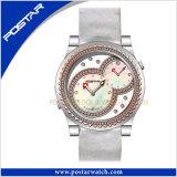 Dame-Schweizer Bewegungs-Uhr Psd-2323