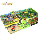 Baby-weiches Spiel-Bereichs-bestes Spiel-Handelsinnenspielplatz-Geräten-grosser Park