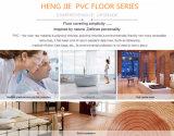 Bois de qualité supérieure planchers composites en plastique