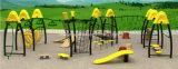 Игровая площадка на открытом воздухе физических упражнений комбинации Enterntament для детей режим11