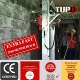 Tupo 2016 neues Erzeugungs-Digital-Wiedergabe-Maschine für das Wand-Vergipsen