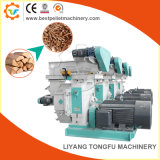 Medio ambiente de gran potencia de la máquina de fabricación de pellets de madera