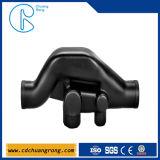 Montaggi di plastica della fogna dell'HDPE (sovent)