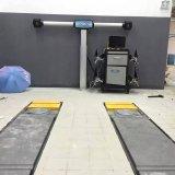 Выравнивание колеса сбывания фабрики Scissor подъем