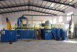Manejo de Residuos de sacrificio y la línea de proceso de calentamiento de la máquina