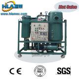 Épurateur d'huile de turbine à vapeur de vapeur de vide