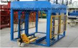 Qt12-15D heißer Verkaufs-automatischer Betonstein, der maschinelle Herstellung-Zeile bildet