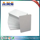 Tarjetas de plástico blanco de tamaño estándar para Epson L800/T50/T60.