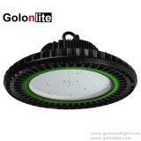 옥외 높은 만 Luminaire 정착물 240W 200W 150W 100W 60W 산업 UFO LED 높은 만 빛