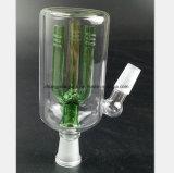 4.92 Zoll-Glaswasser-Rohr für Wiederverwertungs-Hauben-Filter-Zubehör