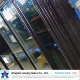 5/6/8+9A+5/6/8мм закаленного стекла с плоским экраном Clear изолированный для создания