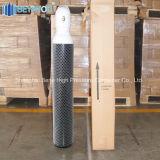 De naadloze Cilinder van de Zuurstof van het Staal met de Debietmeter en de Luchtbevochtiger van de Zuurstof
