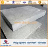 Los PP concretos fibrilaron la fibra