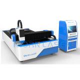 Machine de découpage de laser de fibre de matin pour le métal