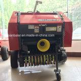 工場直接安い価格のセリウムの証明書Ptoの小型円形の干し草の梱包機