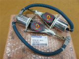 小松の掘削機の予備品、エンジンのAprtsのソレノイド(6743-81-9141)